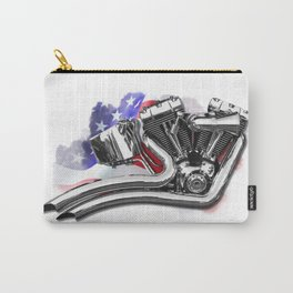 Harley engine Carry-All Pouch