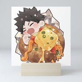 [HQ x Breakfast] Iwaizumi x Baked Potato Mini Art Print