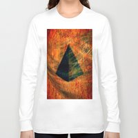 egyptian Long Sleeve T-shirts featuring Egyptian wind by  Agostino Lo Coco