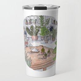 Personal Garden Travel Mug