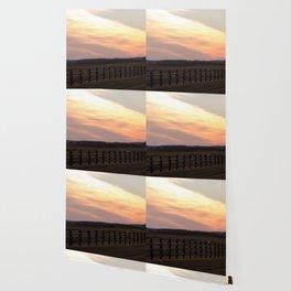 Wisconsin Fall Sunset Wallpaper