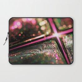 Microskopic VI - Disco Fever Laptop Sleeve