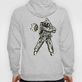 Space Baseball Astronaut Hoody