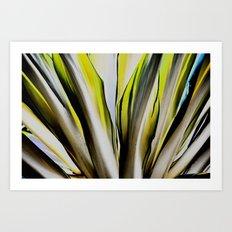 Under Flora #4 Art Print