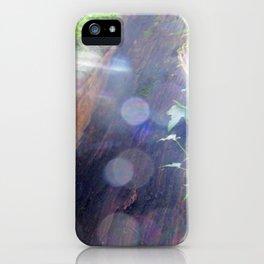 Lavender Love iPhone Case