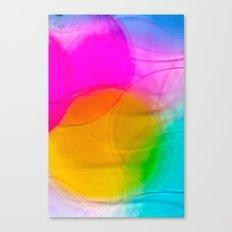 Bubble bubble Canvas Print
