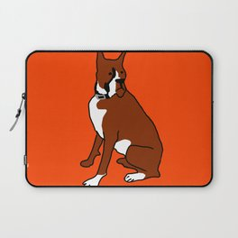 The cool boxer Laptop Sleeve