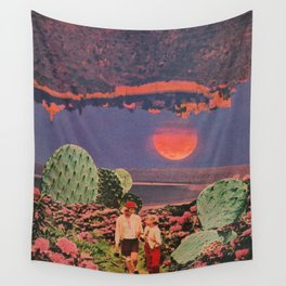 Disappearing Kingdom Wall Tapestry