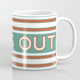 LACES OUT HOME Coffee Mug