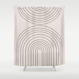 Arch Art Shower Curtain
