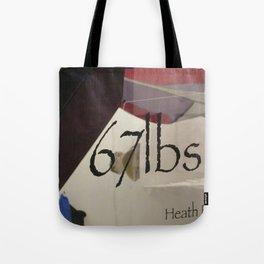 67 lbs. Tote Bag
