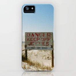 Tybee Island iPhone Case