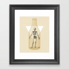 Subterfuge Framed Art Print