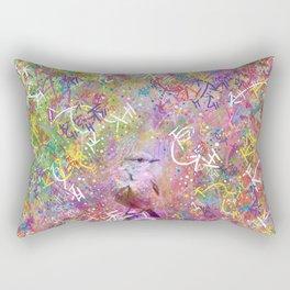 Nature Reverie - Bluebird Rectangular Pillow