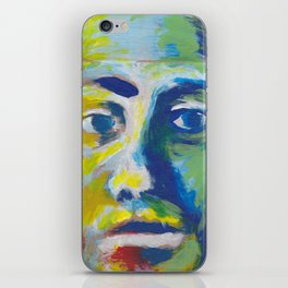 All I Am is a Man iPhone Skin