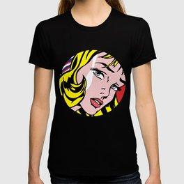 Girl with Hair Ribbon T-shirt