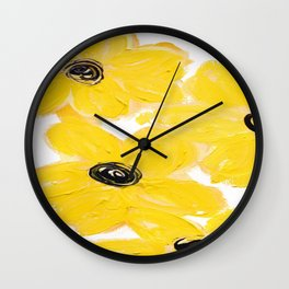 Morning Sunshine Wall Clock