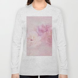 Delicate Floral 218 Long Sleeve T-shirt