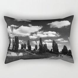 Mauerpark Rectangular Pillow