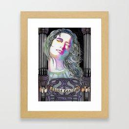 St. Cecilia Framed Art Print