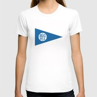minneapolis T-shirts featuring minneapolis city flag united states of america Minnesota by tony tudor
