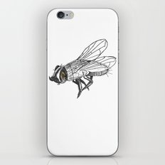 French Fly iPhone Skin