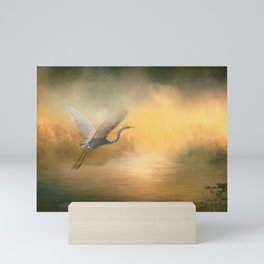 Into The Sunset Mini Art Print