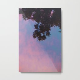 East Village Sunsets, NYC Metal Print