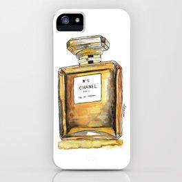 Nº 5 iPhone Case