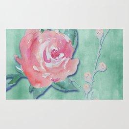 Soft Roses Rug