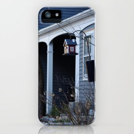 Bird House iPhone Case