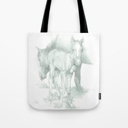 """""""THE YEARLING"""" Tote Bag"""