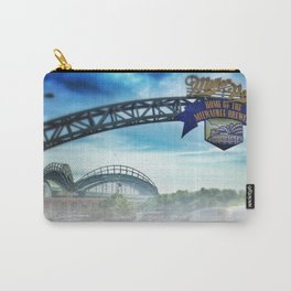 Gameday at Miller Park Carry-All Pouch