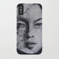 In All Her Phases Slim Case iPhone X