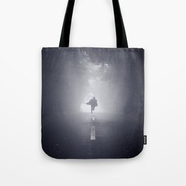 Halloween Fear (Color) Tote Bag