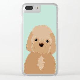 Rosie Clear iPhone Case
