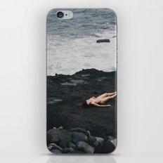 El corazón ama lo simple iPhone Skin