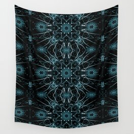 Radiance Of Thought Wall Tapestry