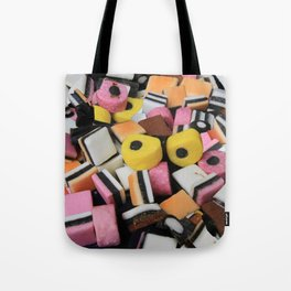 Sweets Candy cases Tote Bag