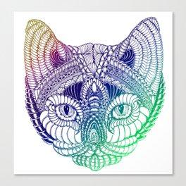 CAT tagle Canvas Print