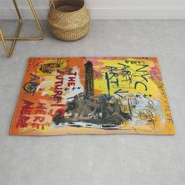 NYC Art Art Rug