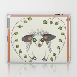 Aye-Aye Portrait Laptop & iPad Skin