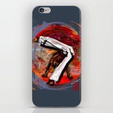 Capoeira 545 iPhone & iPod Skin