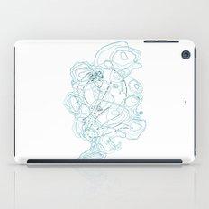 Drowning iPad Case