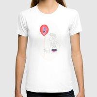 bruno mars T-shirts featuring Bruno Mars (Gorilla Balloon) by Rene Alberto