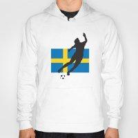 sweden Hoodies featuring Sweden - WWC by Alrkeaton