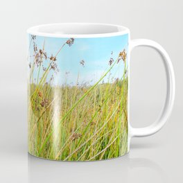 flowers in daylight Coffee Mug
