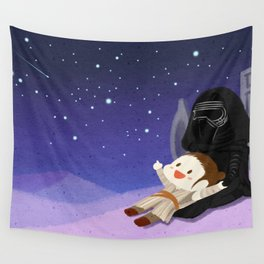 Reylo - Shooting Star Wall Tapestry