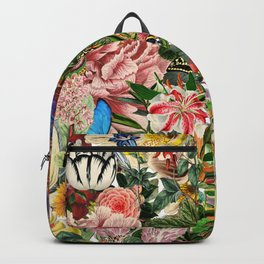 English Country Garden Backpack