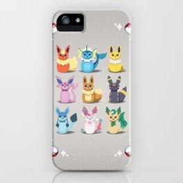 Evolution Bobbles iPhone Case